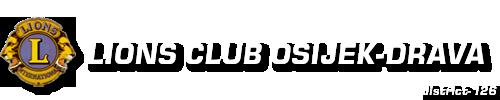 Lions Club Osijek Drava Mobile Logo