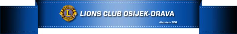 Lions Club Osijek Drava Logo